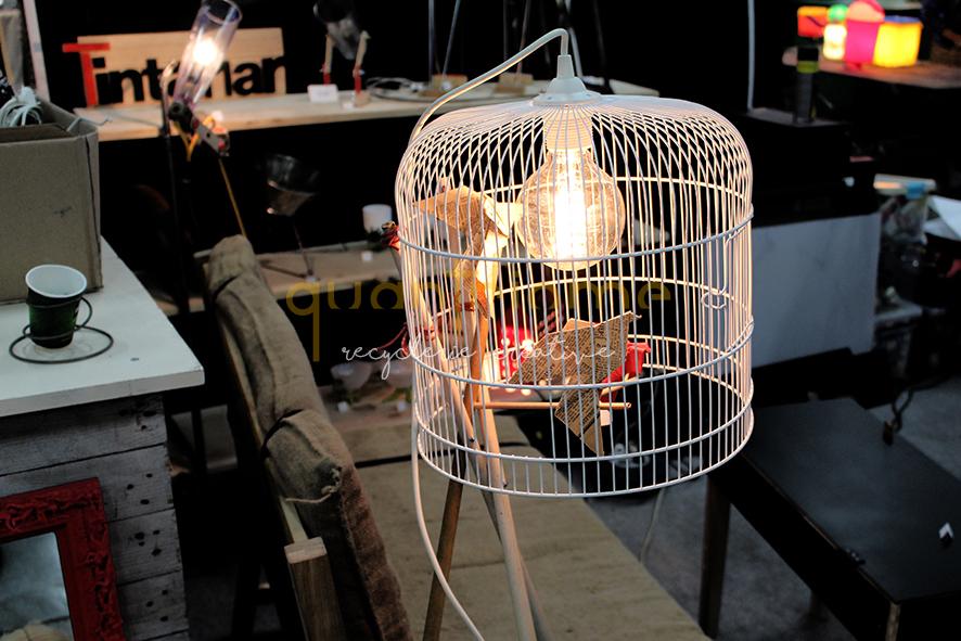 Lampe Oiseaux