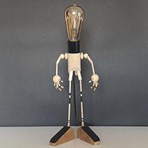 Lampe Mister T
