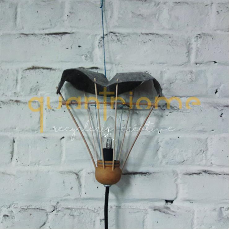 Lampe Parachute