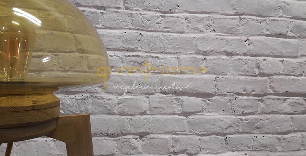 LAMPE MEDUSE QUANTRIOME 2019