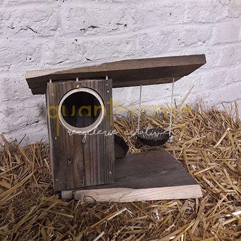 Cabane à Oiseaux #A