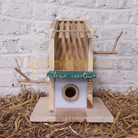 Cabane à Oiseaux #C