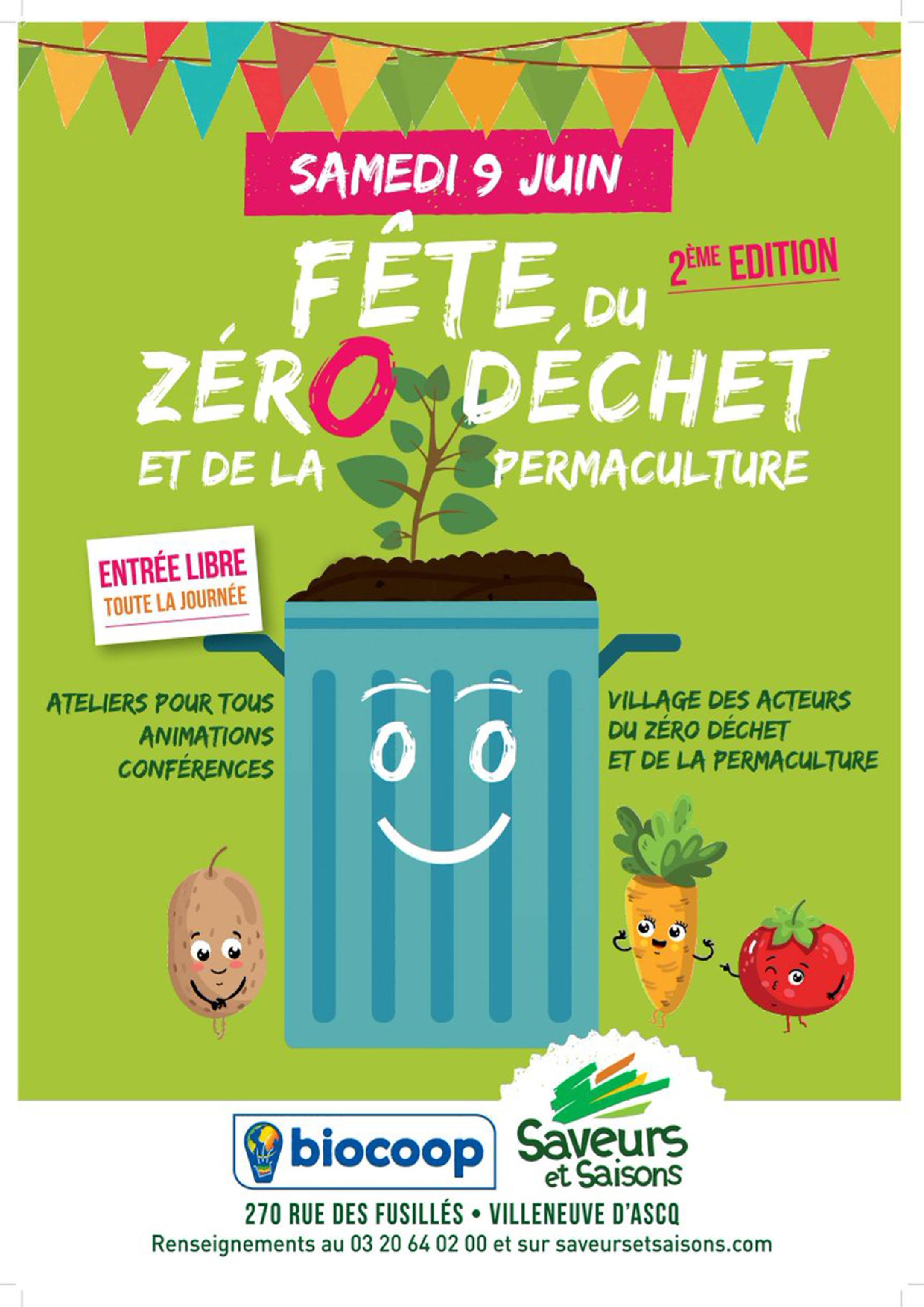 Fête Du 0 Déchet 2017